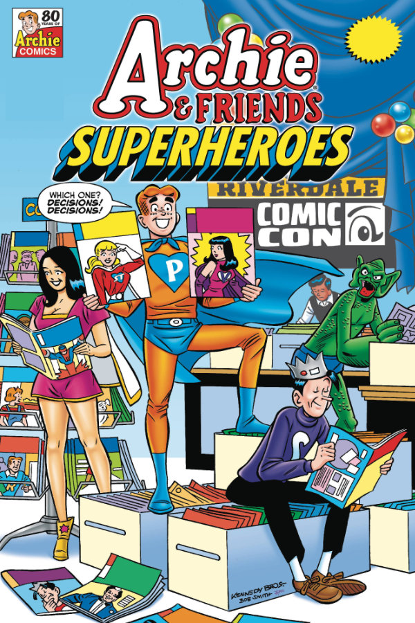 Archie and Friends: Superheroes