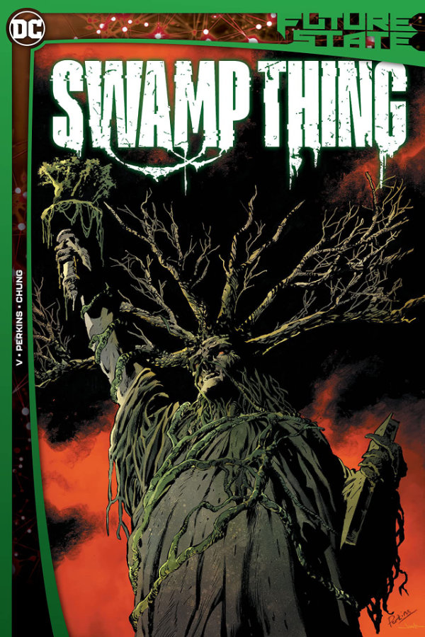 Future State: Swamp Thing