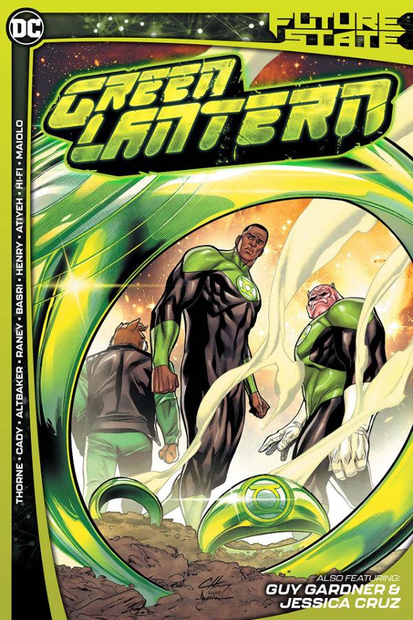 Future State: Green Lantern