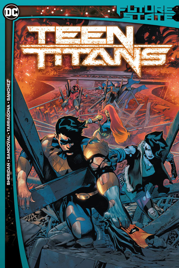 Future State: Teen Titans