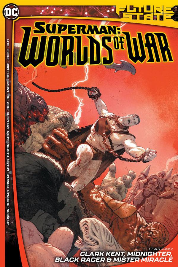 Future State: Superman – Worlds of War