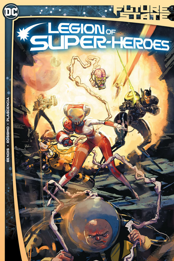 Future State: Legion of Super-Heroes