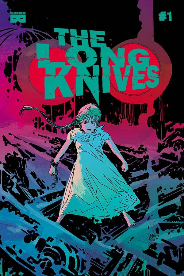 Long Knives (Hardcovers)
