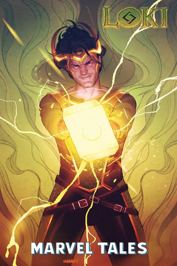 Trials of Loki: Marvel Tales