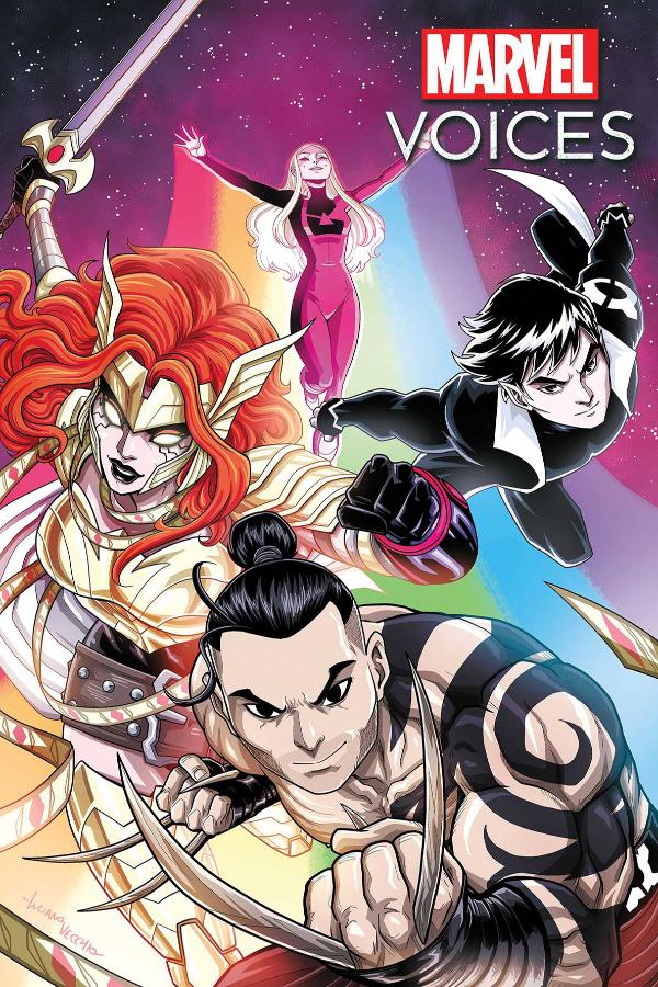 Marvel's Voices: Pride