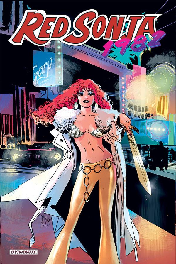 Red Sonja: 1982