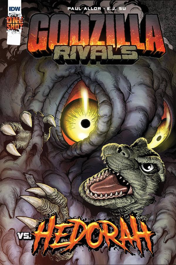 Godzilla Rivals: Vs Hedorah