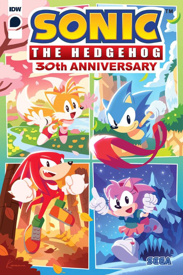 Sonic the Hedgehog: 30th Anniversary