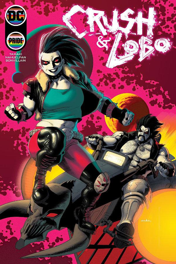 Crush and Lobo