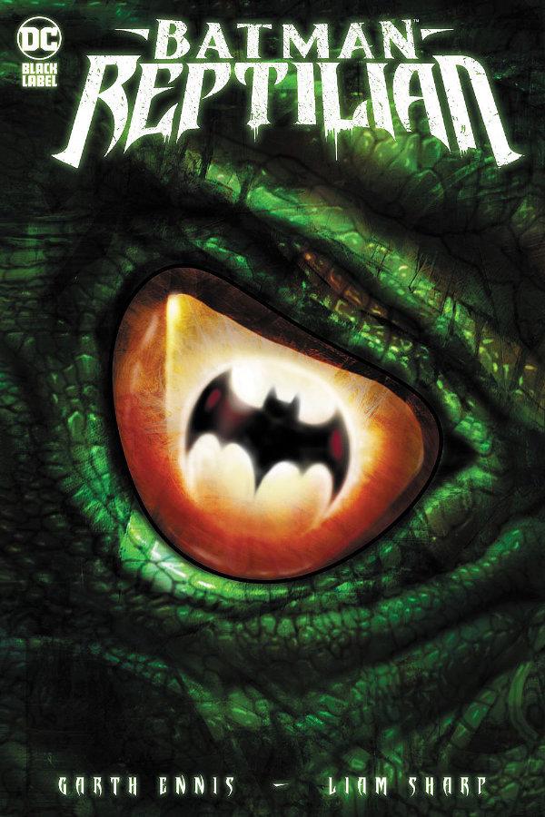 Batman: Reptilian