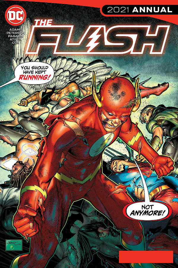 Flash 2021 Annual