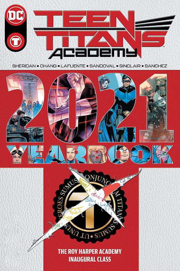Teen Titans Academy: 2021 Yearbook