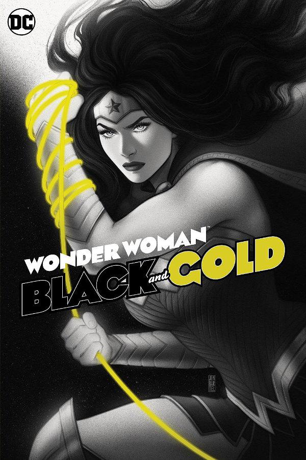 Wonder Woman: Black and Gold