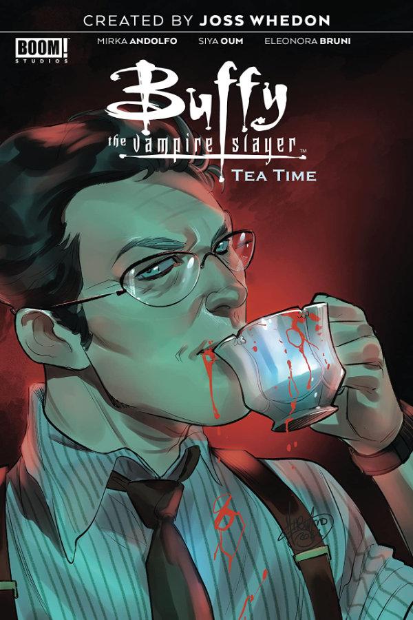 Buffy The Vampire Slayer: Tea Time