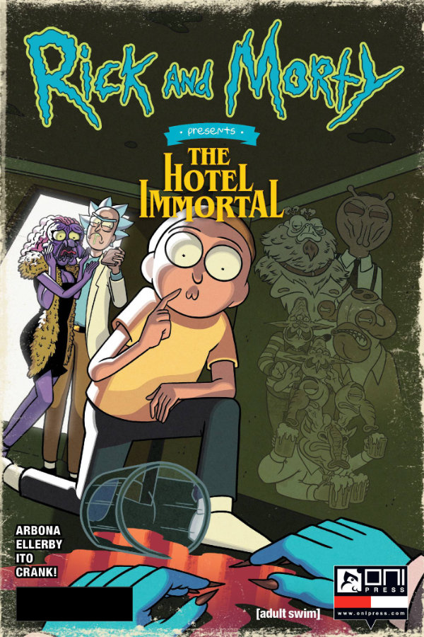 Rick and Morty Presents: Hotel Immortal