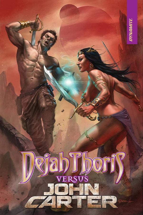 Dejah Thoris vs John Carter