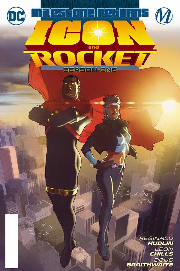 Icon and Rocket: Season One