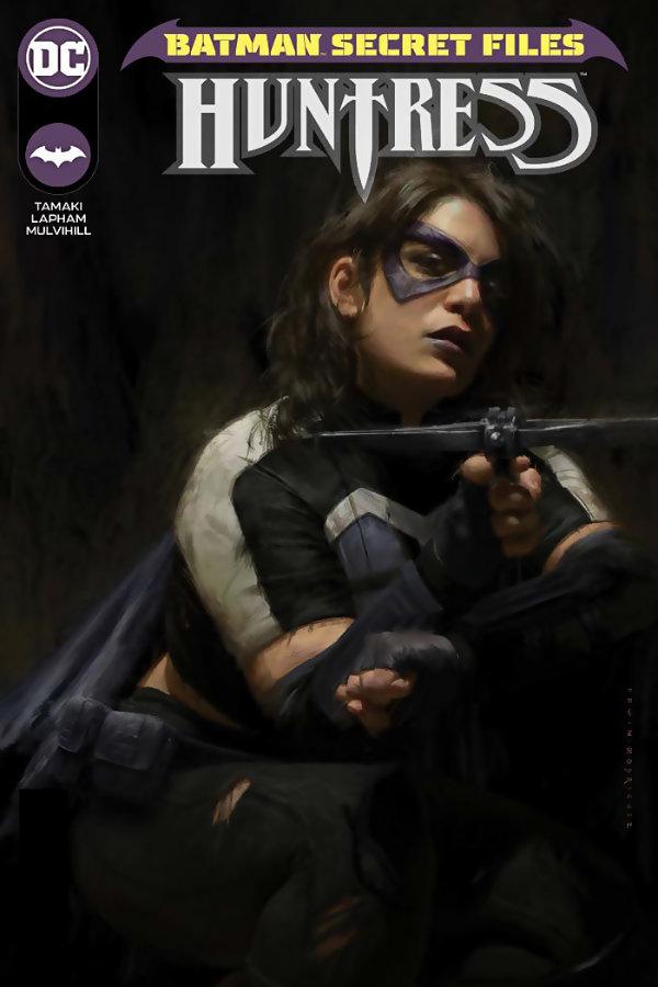 Batman: Secret Files - Huntress