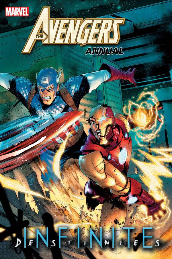 Avengers Annual 2021
