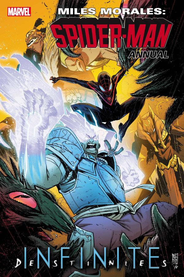Miles Morales, Spider-Man: Annual 2021