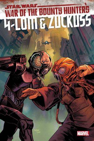 Star Wars: War of the Bounty Hunters - 4-Lom and Zuckuss