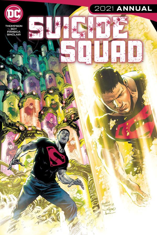 Suicide Squad: 2021 Annual