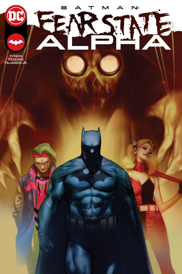 Batman: Fear State - Alpha