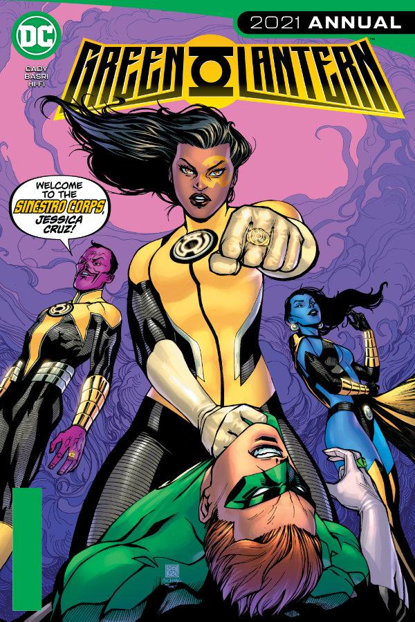 Green Lantern: 2021 Annual