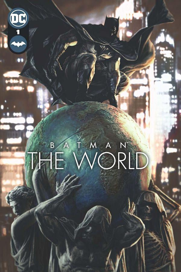 Batman The World (Hardcover)