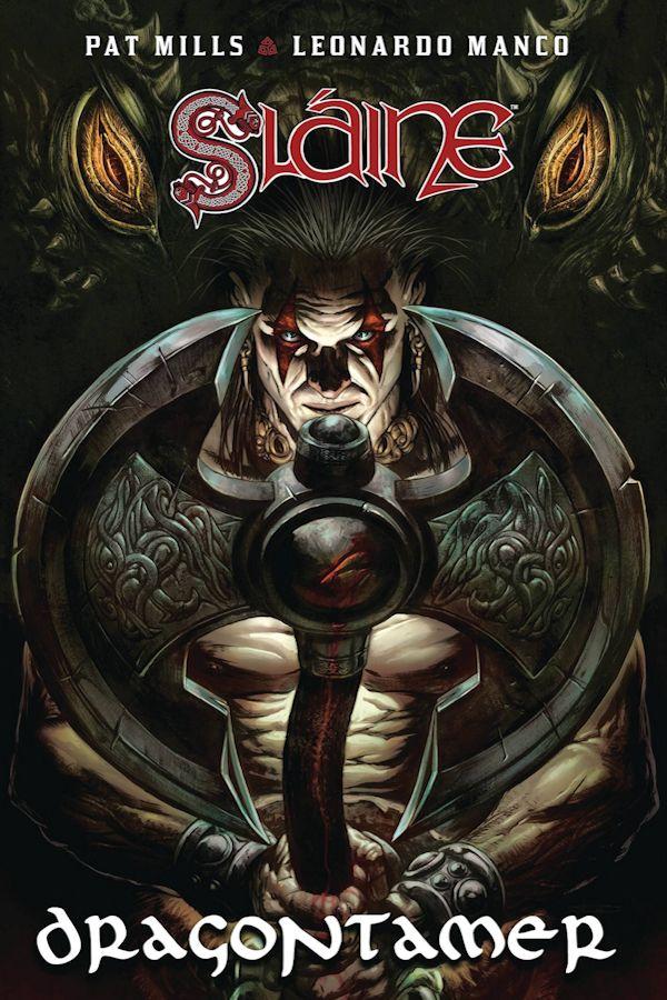 Slaine Dragontamer (Hardcover)