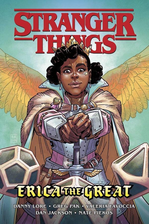 Stranger Things Erica The Great (Graphic Novel)