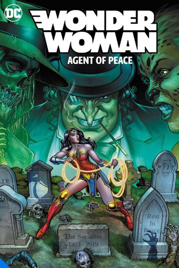 Wonder Woman Agent Of Peace (Graphic Novel)