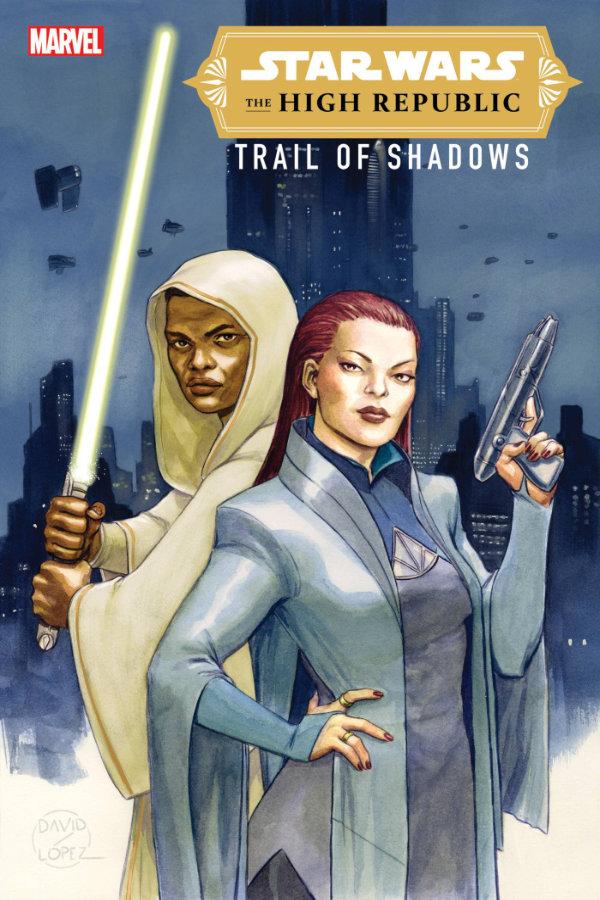 Star Wars: High Republic - Trail of Shadows