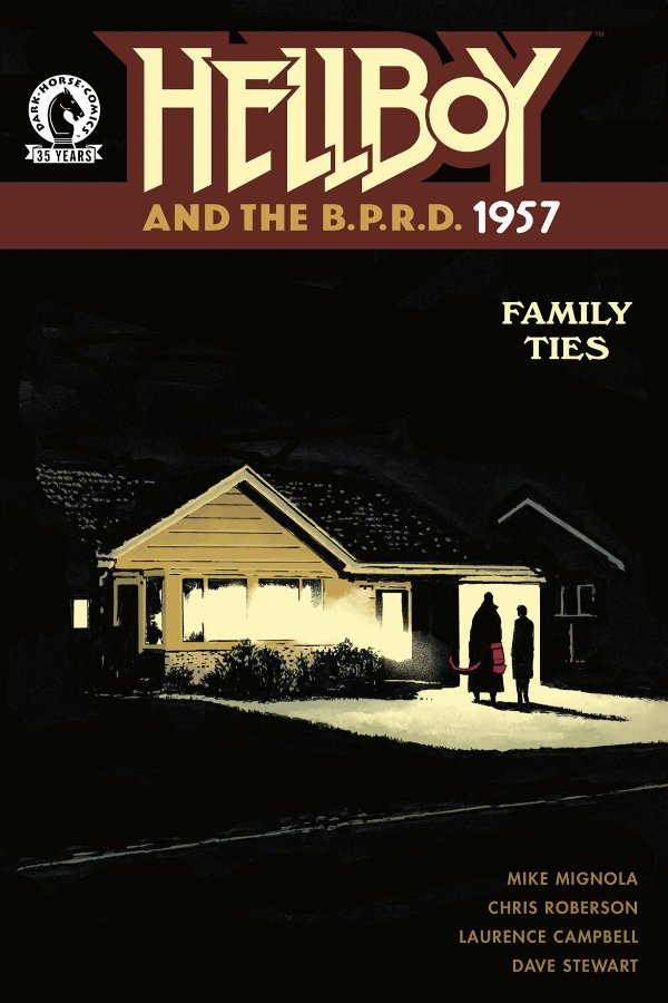Hellboy and the B.P.R.D.: Family Ties