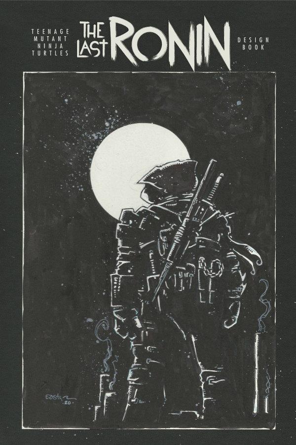 Teenage Mutant Ninja Turtles: The Last Ronin (Design Archive)