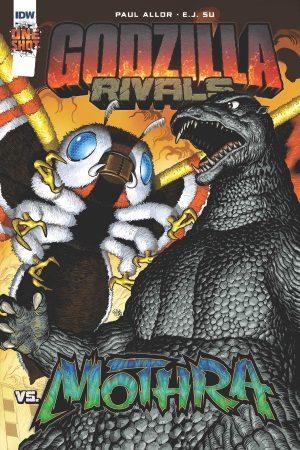 Godzilla: Rivals - Vs Mothra