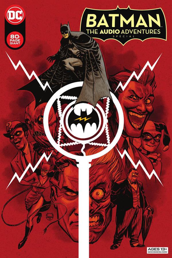 Batman: Audio Adventures Special