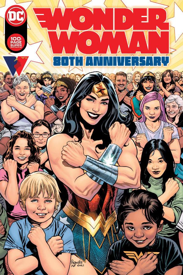 Wonder Woman: 80th Anniversary Spectacular