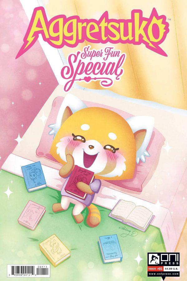 Aggretsuko Super Fun Special