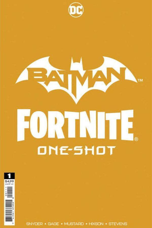 Batman Fortnite One-Shot