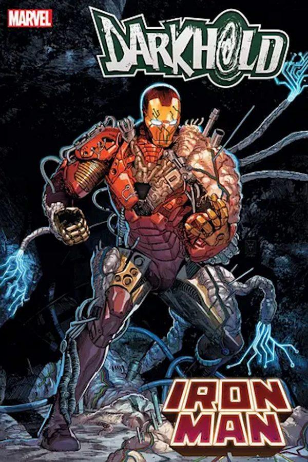 Darkhold Iron Man
