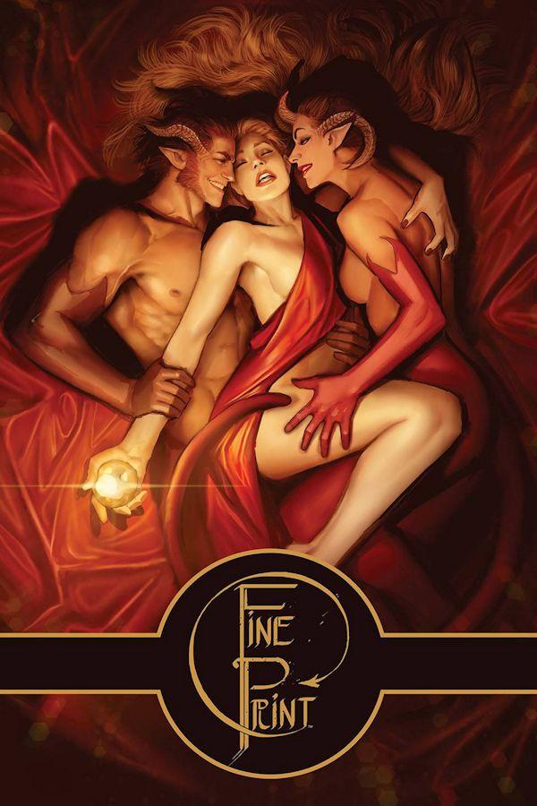 Fine Print (Graphic Novel)