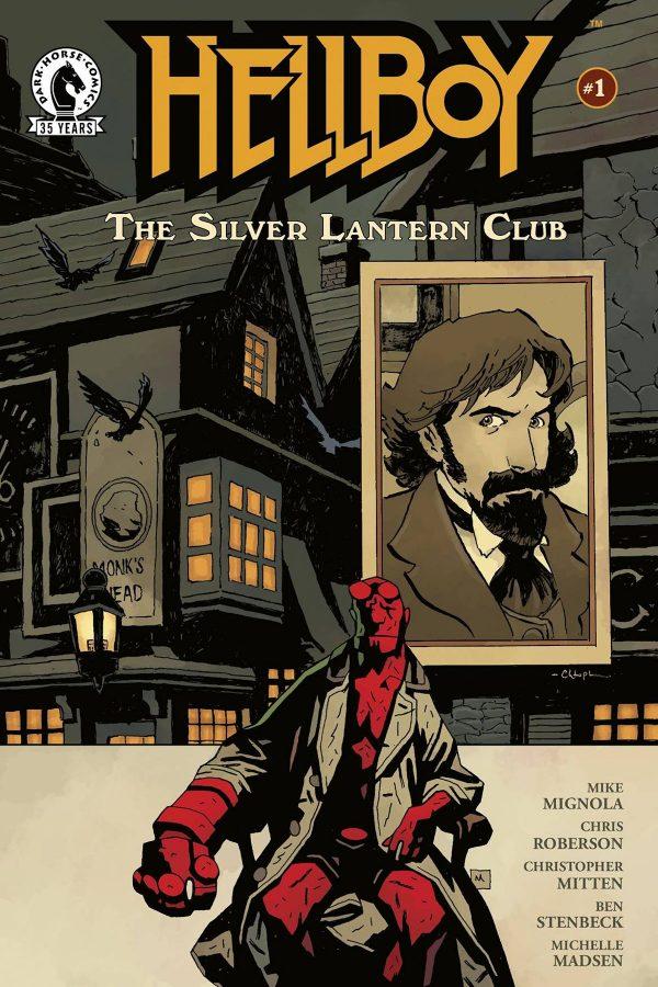 Hellboy Silver Lantern Club