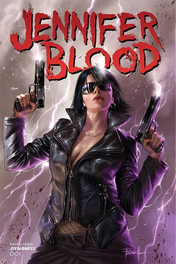 Jennifer Blood (2021)