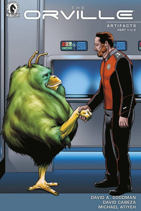 Orville Artifacts