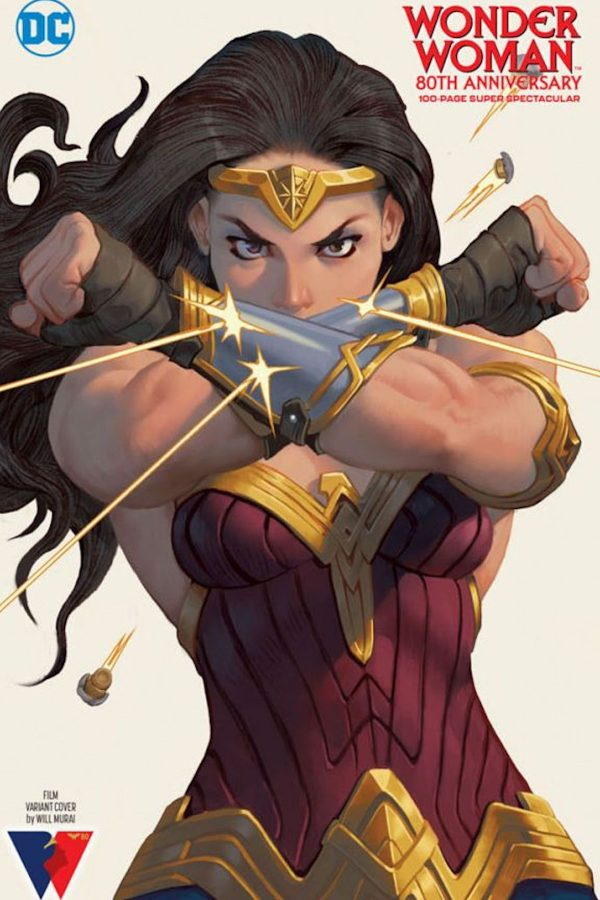 Wonder Woman 80th Anniversary 100 Page Super Spectacular