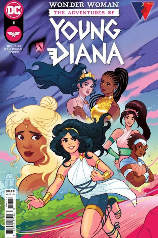 Wonder Woman Adventures Of Young Diana Special