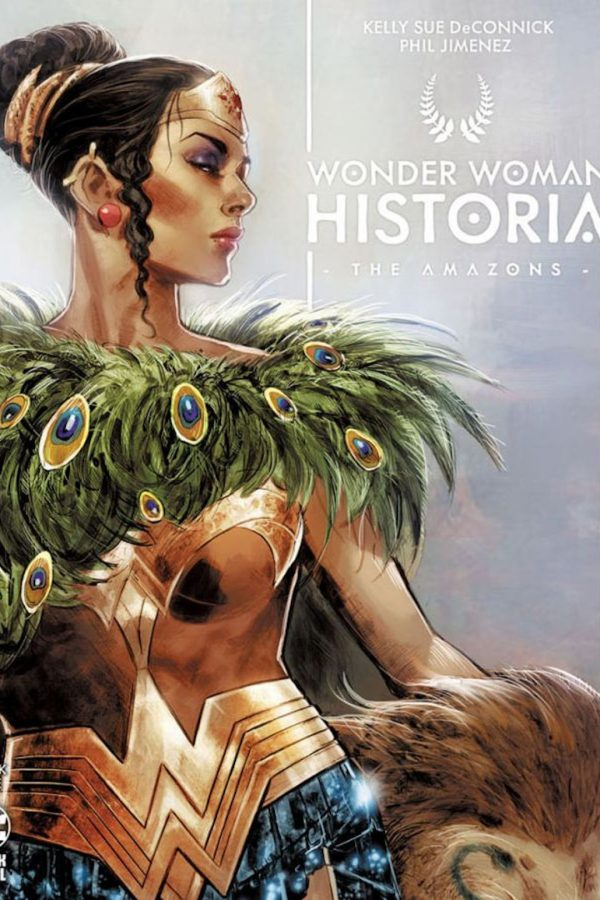 Wonder Woman Historia The Amazons