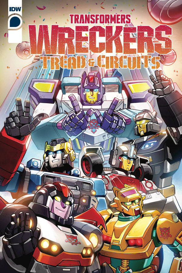 Transformers: Wreckers - Tread and Circuits