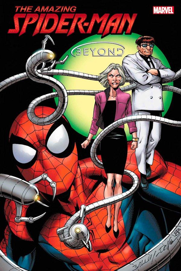 Amazing Spider-Man The Beyond Specials